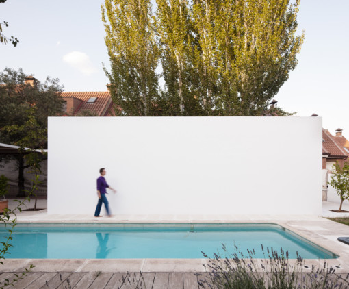 Photography - Addition for Turégano House, Madrid