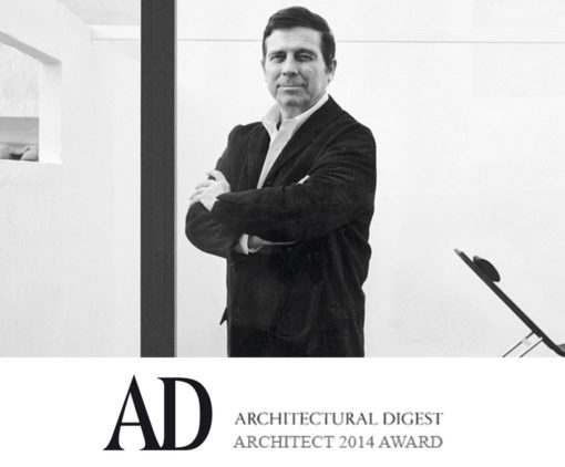 Architectural digest Interview, 2014. Alberto Campo Baeza.