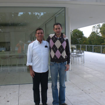Alberto Campo Baeza with Miguel Quismondo - Olnick Spanu House - Garrison - NY 2008