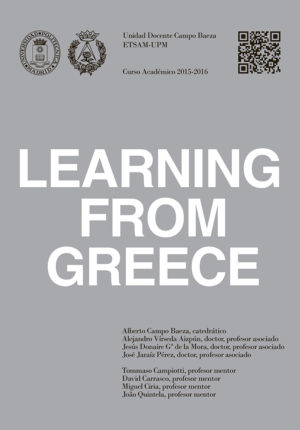 Cover Learning from Greece