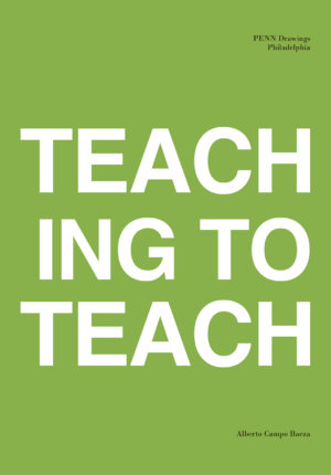 Cover Teaching to Teach