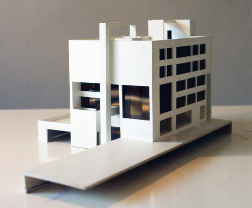 Model Balseiro House