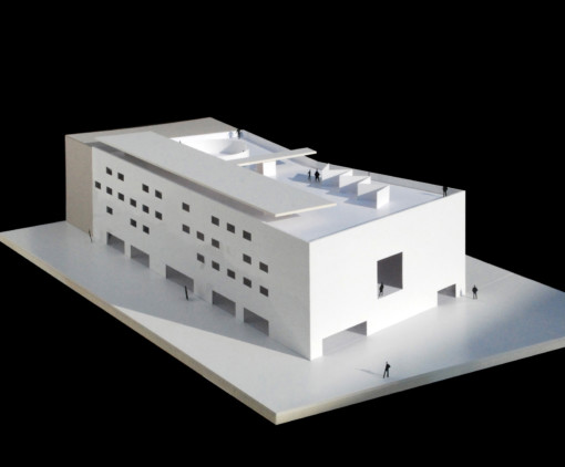 Model Housing for young people in Córdoba