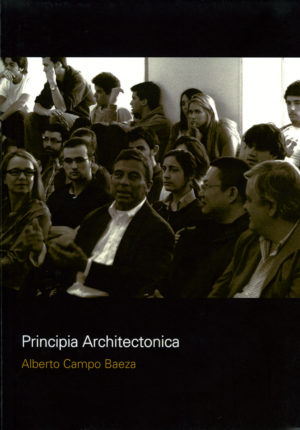Cover Principia Architectonica