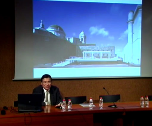 Lecture at COAC Castellón 2014