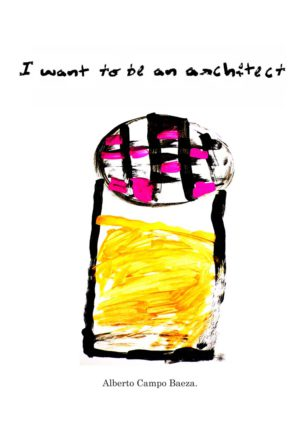 Cover I want to be an architect