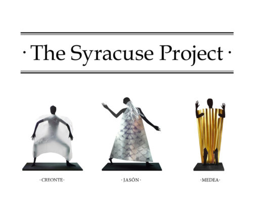 Video Syracuse theater scenography 2015