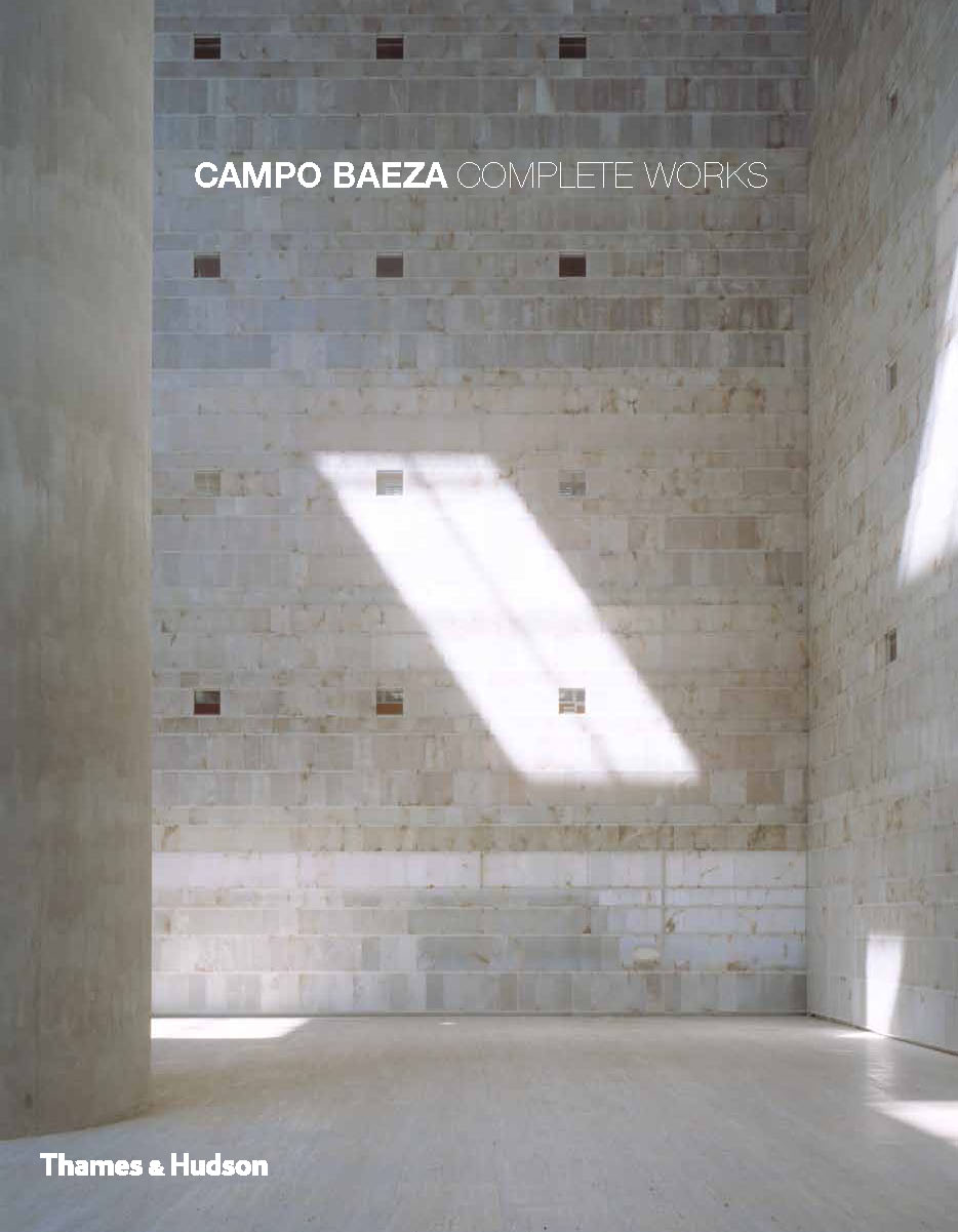 Cover Campo Baeza, Complete Works