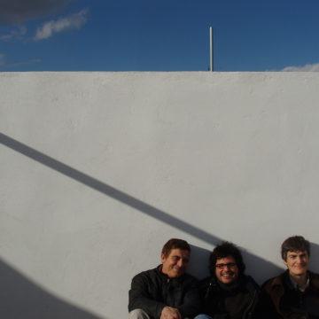 Alberto Campo Baeza con Raúl del Valle e Ignacio Aguirre 2008