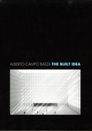 Cover The built idea