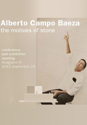 """Poster exhibition """"The motives of Stone"""""""
