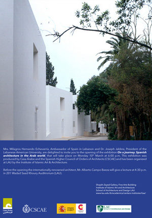 Spanish Architecture in the Arab World
