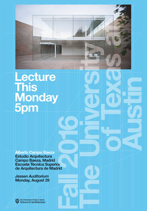 Lecture at The University of Texas