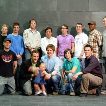 Alberto Campo Baeza with Matthew Knox, Martin Kropak and students, Kansas University, 2007