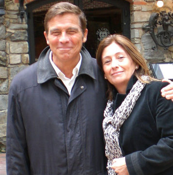 Alberto Campo Baeza with Silvia Domínguez, Washington, 2009