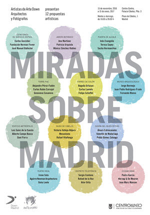 Exhibition Miradas sobre Madrid