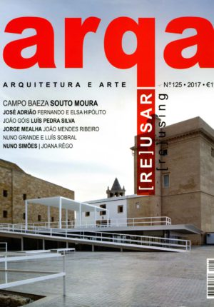 Cover ARQA Journal 125