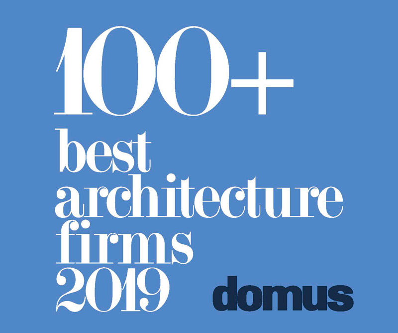 100 best architectural firms Revista Domus